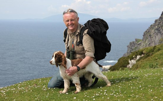 Birds Ireland Tours & Workshops: Eric Dempsey - Guide and Workshop Host