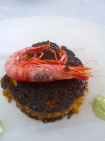 Restaurant GloriaMar: arroz a la plancha