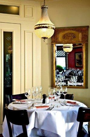 Hotel Seegarten: Restaurant Detail