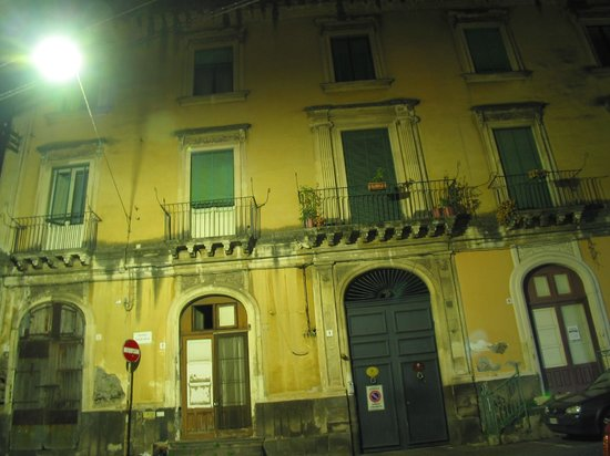 San Sebastiano Holidays: ingresso