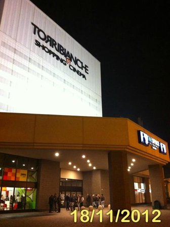 Cosmo Hotel Torri: TorriBianche Shopping Centre (close by)