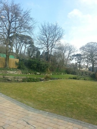 The Old Vicarage: grounds