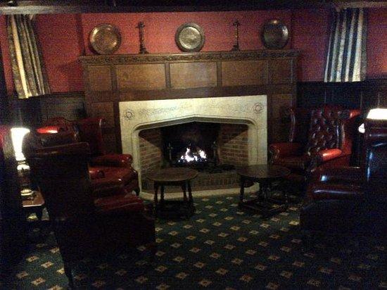 Hogarths Stone Manor: lovely decor