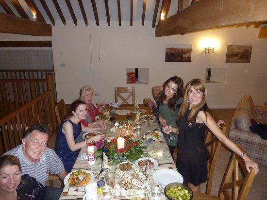 Family Xmas dinner