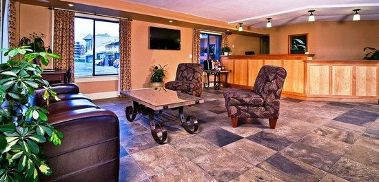 Kelowna Inn & Suites: For Gds Lobby