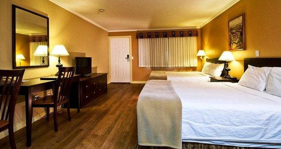 Kelowna Inn & Suites: For Gds Qkn