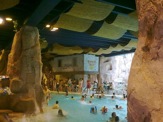 Bussolengo, Italia: piscina tropicale