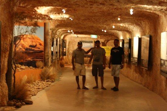 Umoona Opal Mine & Museum: Underground museum