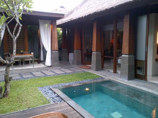 The Kayana Bali: One Bedroom Villa with Plunge Pool