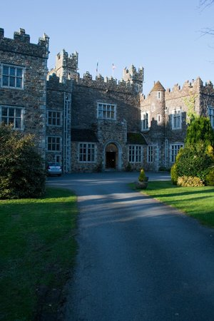 Waterford Castle Hotel & Golf Resort: Castle view