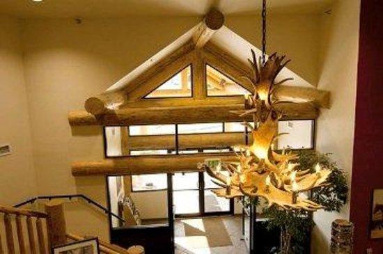 Cody Legacy Inn: Uppr Entrnc Loft