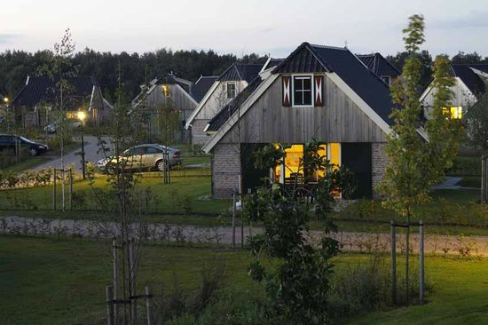 Landal Greenparks Orveltermarke: View from the cottage