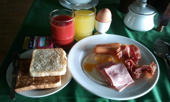 سيلوم هوتل هوا هين: Breakfast set