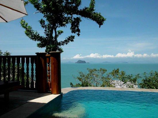 Santhiya Koh Yao Yai Resort & Spa: Morgenstimmung