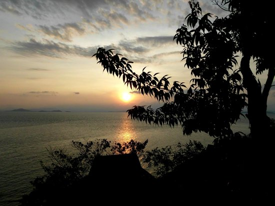 Santhiya Koh Yao Yai Resort & Spa: Abendstimmung