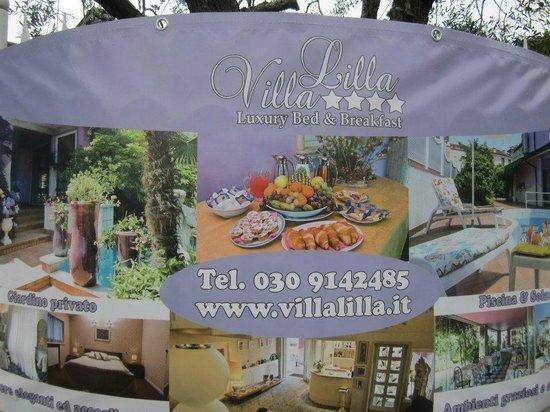 B&B Villa Lilla : foto con di tutto di più