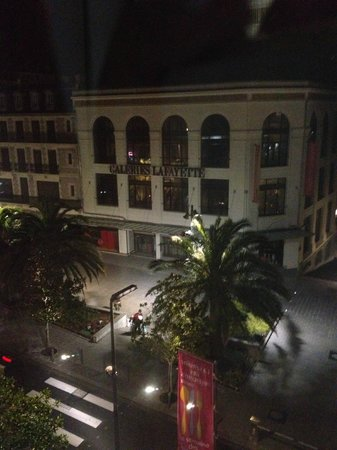 Mercure Le President Biarritz Centre : Wiew from the room