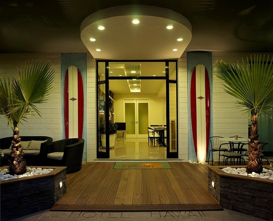 Hotel Hawaii Riccione