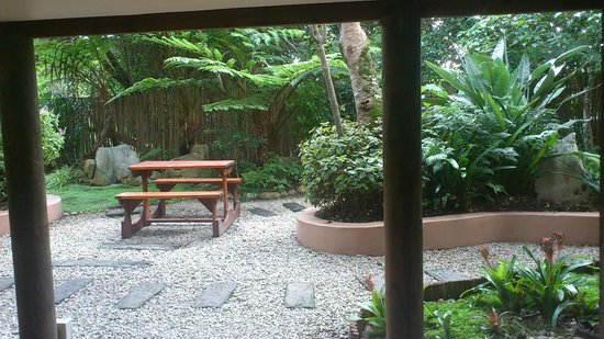 Face Tranquility B&B: View from the room