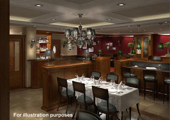 Gold Hotel Wine & Dine: Gold Hotel Restaurant 2