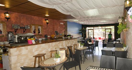 Cafe El Jardin de las Flores, Guimar - Restaurant Bewertungen ...