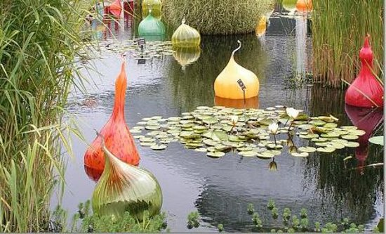 Chihuly Garden And Glass Picture Of New York Botanical Garden Bronx Tripadvisor