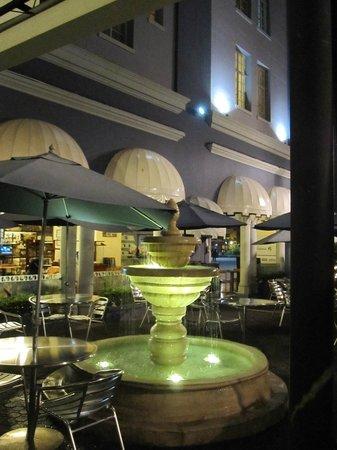 Gran Hotel Costa Rica: terrasse