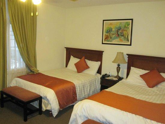 Gran Hotel Costa Rica: chambre