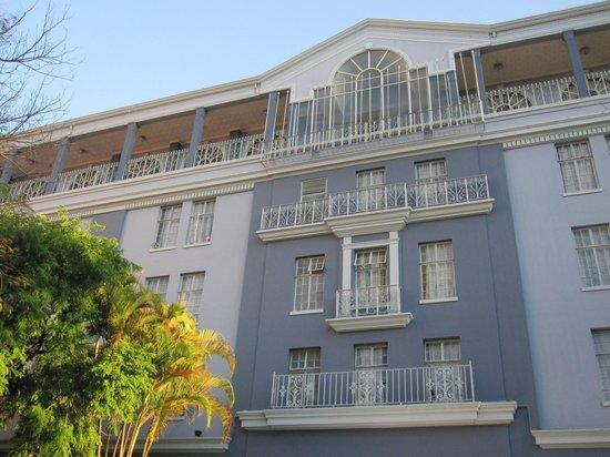 Gran Hotel Costa Rica: facade