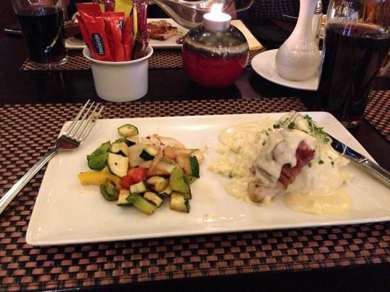 The Farmer's Kitchen Hotel : monkfish delish!!
