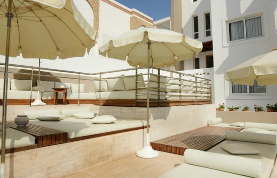 Hotel Timoulay & Spa Agadir : Timoulay chill out