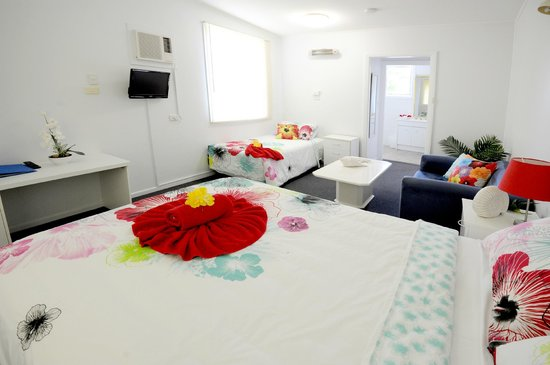 Ocean Park Motel: One bedroom apartment