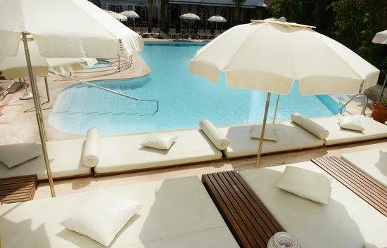 Hotel Timoulay & Spa Agadir : Timoulay Chill out & pool