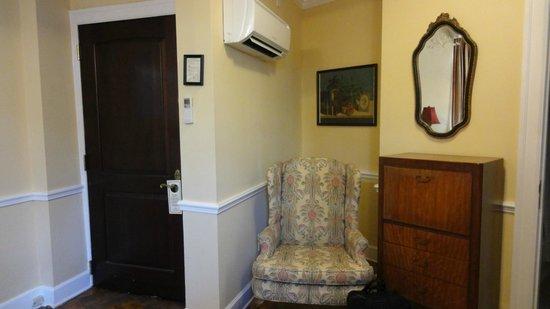 Hotel St. Michel: Sitting corner