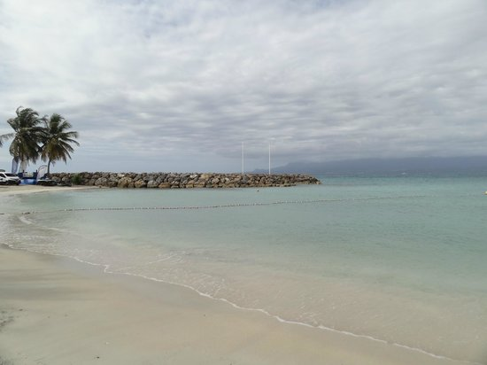 Karibea Beach Resort Gosier: plage de l'hôtel salako