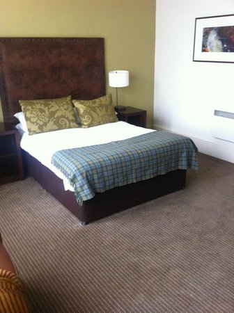 Scotland's Hotel & Leisure Club: Master Bedroom