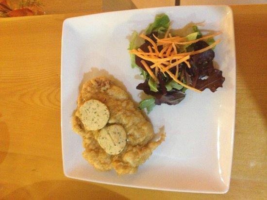DCarmen: Romana de pollo al maitre hotel
