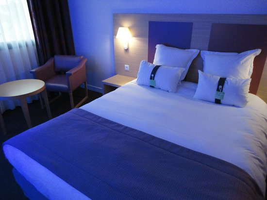 Holiday Inn Blois Centre: chambre