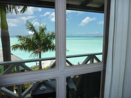 COCOS Hotel Antigua: Vista
