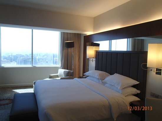 Sheraton Dubai Mall of the Emirates Hotel: sypialnia