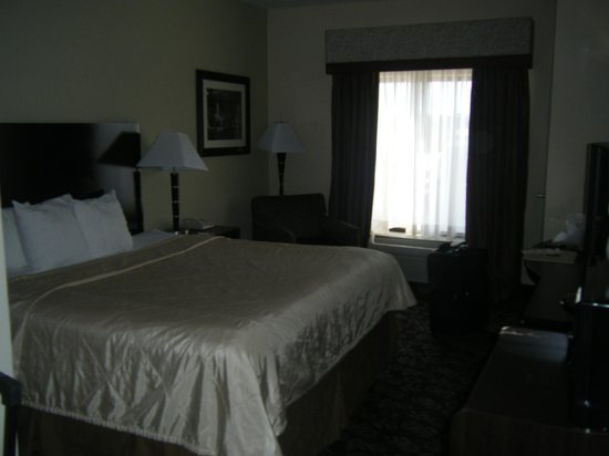 Sleep Inn & Suites: Room 316
