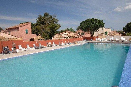 Hôtel-Club Odalys Les Albères : Pool
