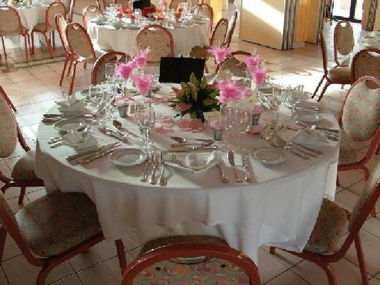 Hotel-Club Odalys Les Alberes: Restaurant