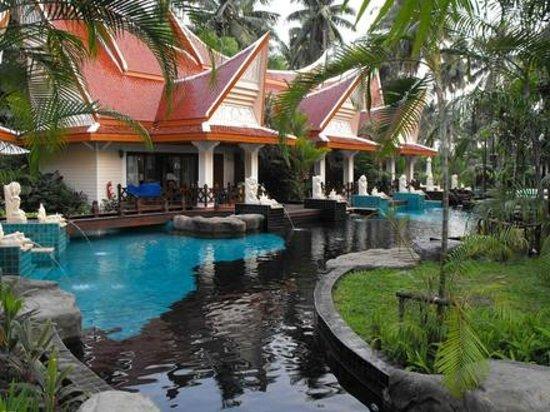 Santhiya Tree Koh Chang Resort : Deluxe Pool Access