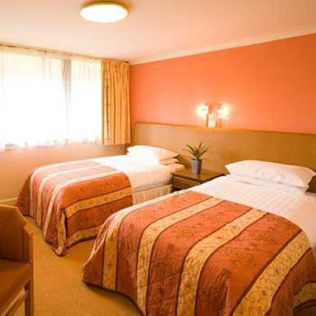 Hermitage Park Hotel: Guest Room
