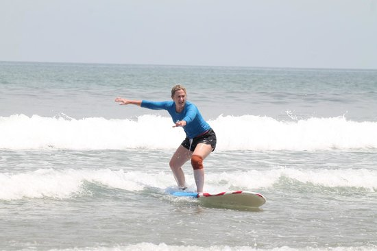 Goddess Retreats: success on the surf