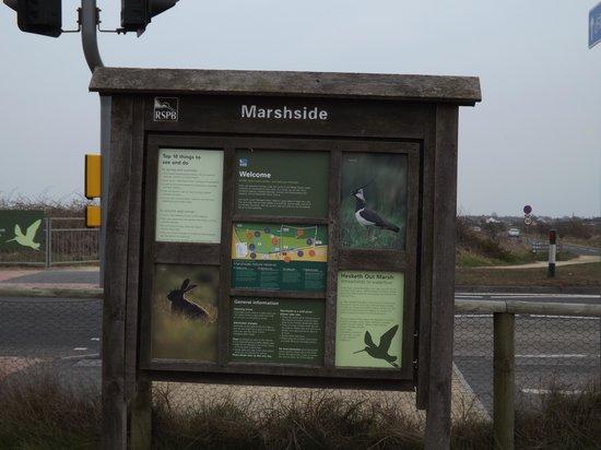 RSPB Marshside