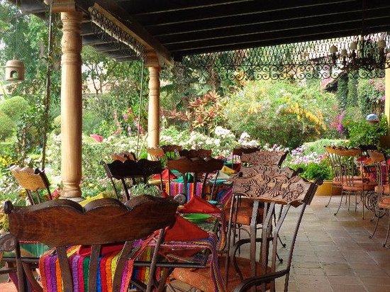 Hotel Atitlan Restaurant: Dining room