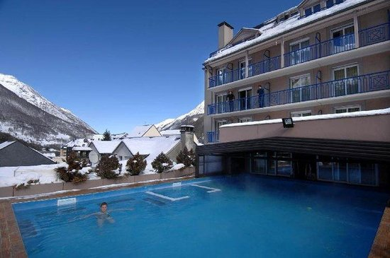 Hotel & Residence Balneo Aladin: Pool