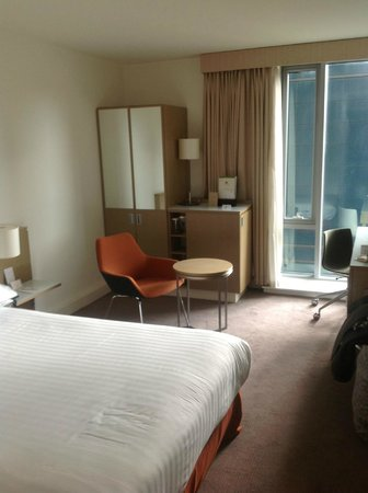 DoubleTree by Hilton Manchester Piccadilly: Rm 433